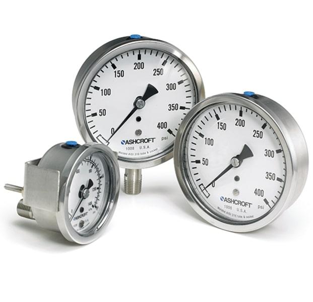Cần lựa chọn đồng hồ có dải thang đo phù hợp