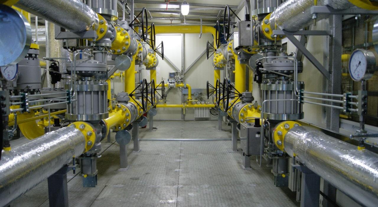 Van công nghiệp và phụ kiện đường ống