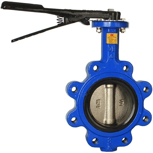 Lug-style butterfly valve (Van bướm kết nối dạng Lug)