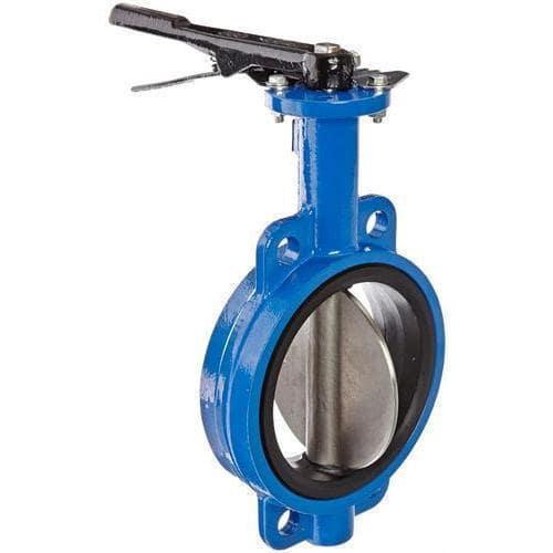 Wafer style butterfly valve (Van bướm kết nối kiểu Wafer)