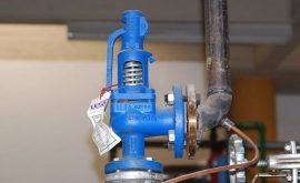 Safety valve là gì? Nguyên lý hoạt động của van an toàn