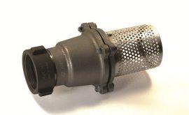 Foot valve là gì? Nguyên lý làm việc của van rọ hút máy bơm nước