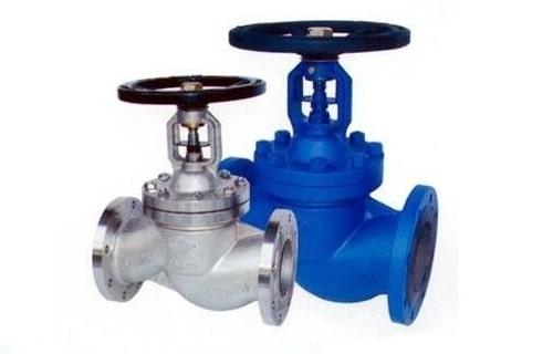 Van cầu dùng cho các hệ thống nước, hơi, khí, gas...