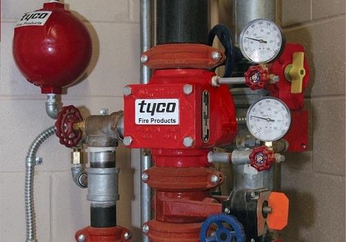 Alarm valve là gì? Nguyên lý hoạt động của van báo động PCCC