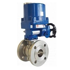 Control valve là van điều khiển
