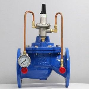 Van an toàn nước hệ thống thủy lực