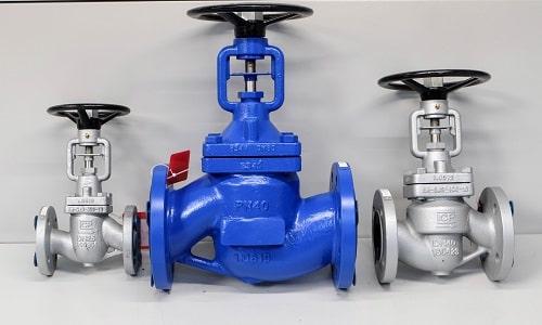 Van cầu hơi - Van cầu inox - Globe valve