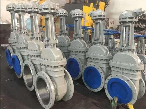 Van cổng - Van cửa - Van chặn nước - Gate valve