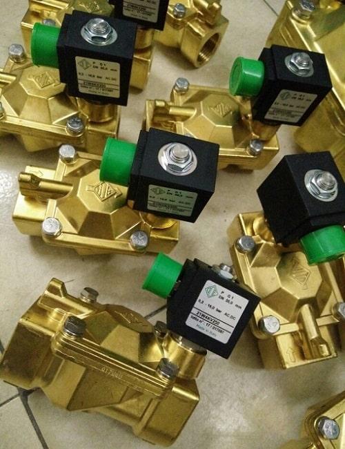 Van điện từ ODE điện áp 12v 24v 110v 220v 380v