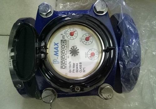 Đồng hồ đo lưu lượng nước thải Pmax - Malaysia