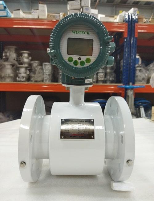 Đồng hồ nước điện tử Woteck Đài Loan