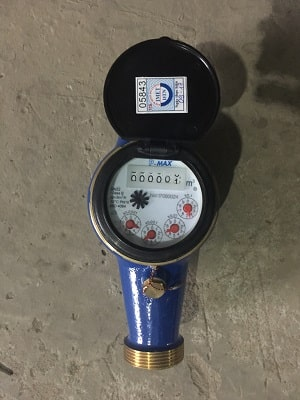 Đồng hồ nước Malaysia - Pmax