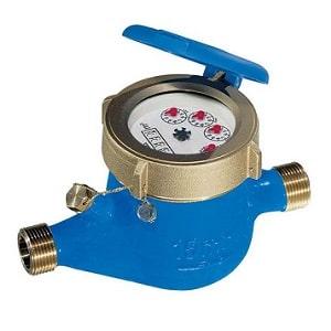 Đồng hồ nước lạnh Zenner nối ren