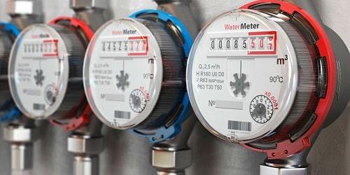 Water Meter - Đồng hồ đo lưu lượng nước
