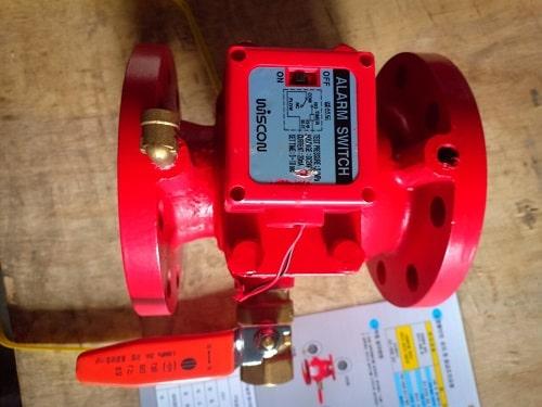 Van báo động - Alarm valve Wonil Hàn Quốc