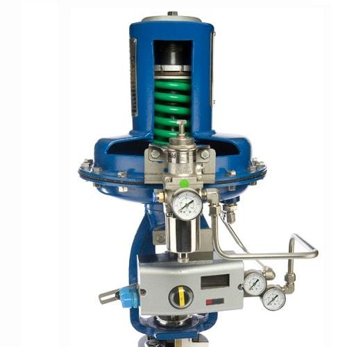Actuator là gì? Hệ thống cơ cấu của Actuator valve