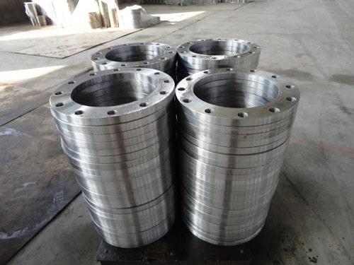 Thép SS400 được ứng dụng nhiều trọng xây dựng và gia công mặt bích thép