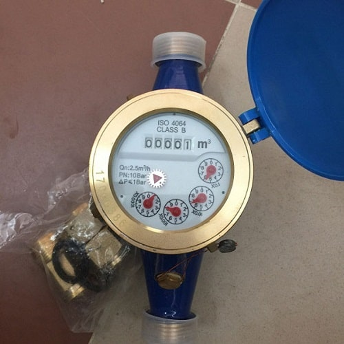 Đồng hồ nước sinh hoạt Zenner