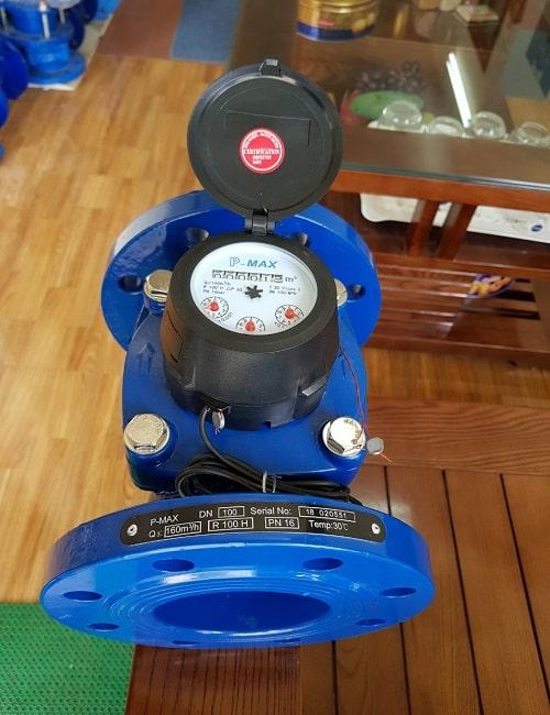Đồng hồ đo lưu lượng nước thải Pmax Malaysia