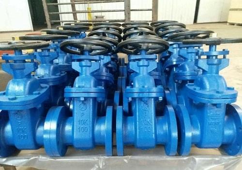 Gang dẻo được ứng dụng chủ yếu trong sản xuất các loại van công nghiệp ngành nước