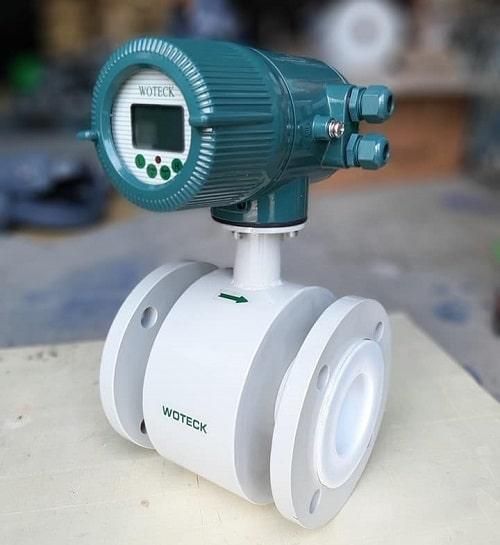 Đồng hồ nước điện tử Wotech Đài Loan