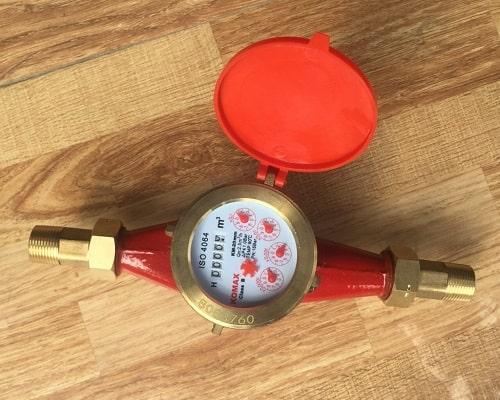 Đồng hồ lưu lượng nước nóng