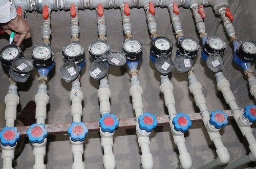 Cách khắc phục đồng hồ nước chạy nhanh